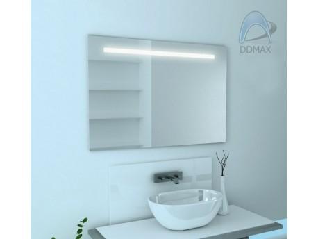 Lustro Z Oświetleniem Led Kosmetyczne Standard 60x100 5000k Szlif