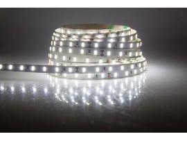 Taśma 300 LED biała zimna