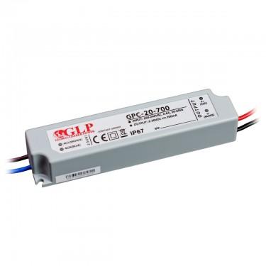 Zasilacz LED GPC-20-700 Hermetyczny