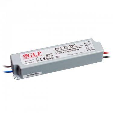 Zasilacz LED GPC-35-350 Hermetyczny