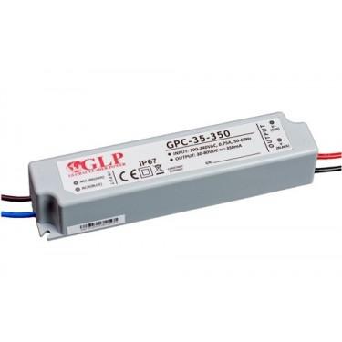 Zasilacz LED GPCP-35-350 28W PFC Hermetyczny
