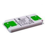 Zasilacz LED 12V 6W płaska obudowa