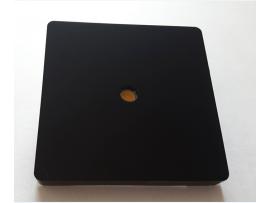 CabiLED MAX Black O Biały ciepły (2700K)