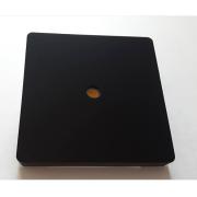 CabiLED MAX O Black Biały ciepły (3000K)