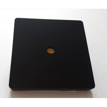 CabiLED MAX Black O Warm white (3000K)