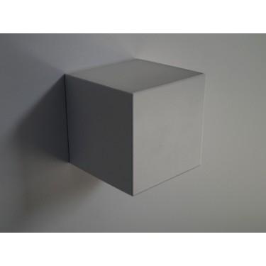 KUBIK LED MINI - lampa ścienna 1-kierunkowa światło w dół