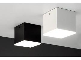Cubic LED 100 Kostka Nastropowa 230V Black 5000K