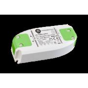 Zasilacz LED 12V W (LC) płaska obudowa