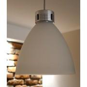 Wiszący klosz LED - piękny i mocny