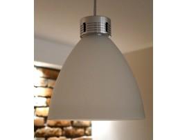 Wiszący klosz LED - piękny i mocny 2700K (ciepły nastrojowy)