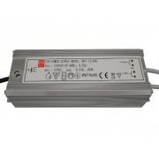 Zasilacz LED 12V 100W IP67 Alu