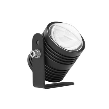 BariLED floodlight 20W 4000K black