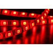 Taśma 150 LED SMD 5050 czerwona