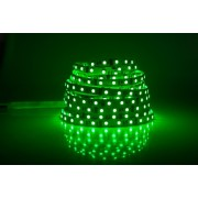 LED strip (5m reel) 300 LED SMD 3528 green waterproof IP65