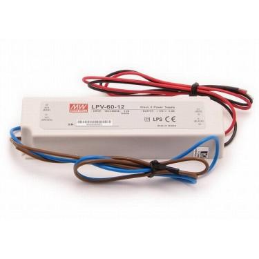 Zasilacz LED Mean Well LPV-60-12 12V 60W