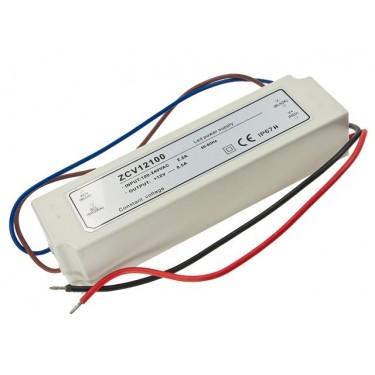 Zasilacz LED ZCV-12-100 12V 100W