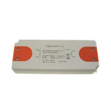 Zasilacz LED CV PLASTIK 12V 42W