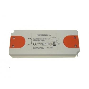 Zasilacz LED CV PLASTIK 12V 24W