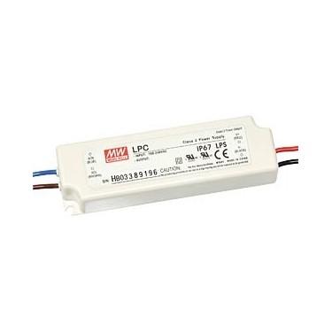 Zasilacz LED Mean Well LPC-20-700 700mA 21W