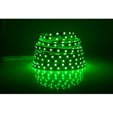LED strip 600 LED SMD3 3528 green