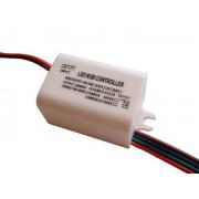 Kontroler LED RGB automat 6A