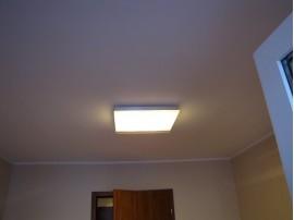 Plafon LED ECO Biały ciepły