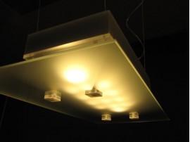 SatinoLED Lampa sufitowa zawieszana