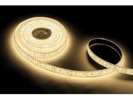 Taśma 1200 LED SMD 3528 biała ciepła HQ