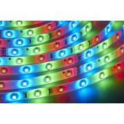 LED strip (5m reel) 300 LED 3528 RGB HQ