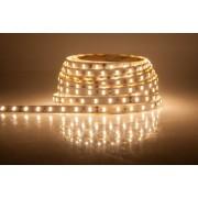 LED strip (5m reel) 300 LED SMD 3528 warm white waterproof IP65 5mm