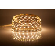 LED strip (5m reel) 300 LED SMD 3528 warm white 6lm IP65