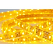 LED strip (5m reel) 300 LED SMD 3528 yellow waterproof HQ IP65