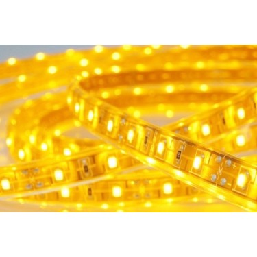 LED strip 300 LED SMD 3528 yellow waterproof HQ IP65