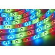 Taśma LED 300 SMD 3528 RGB IP65