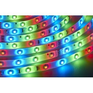 Taśma 300 LED SMD 3528 RGB