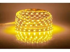 Taśma 600 LED SMD 3528 żółta HQ