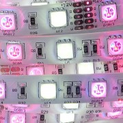 Taśma 300 LED SMD 5050 RGB + biała zimna HQ