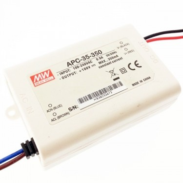LED Power supply APC-35-350 35W IP67