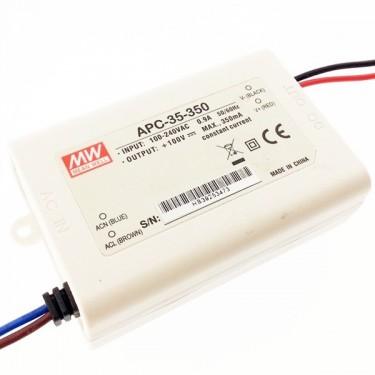 Zasilacz LED APC-35-350 35W Hermetyczny