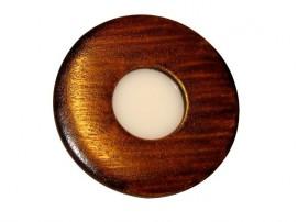 Drewniane oczko PowerLED