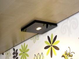 CabiLED MAX Black- Specjalnie pod szafki Biały ciepły (3000K)