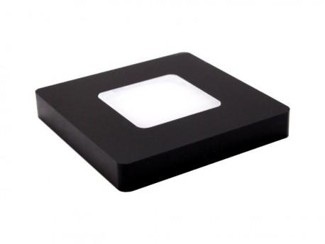 Kwadrat podłogowy Power Square Biały ciepły