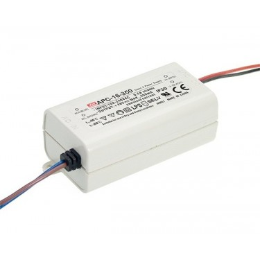 LED Power supply Mean Well APC-16-350 16,8W