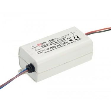 Zasilacz LED Mean Well APC-16-350 16,8W