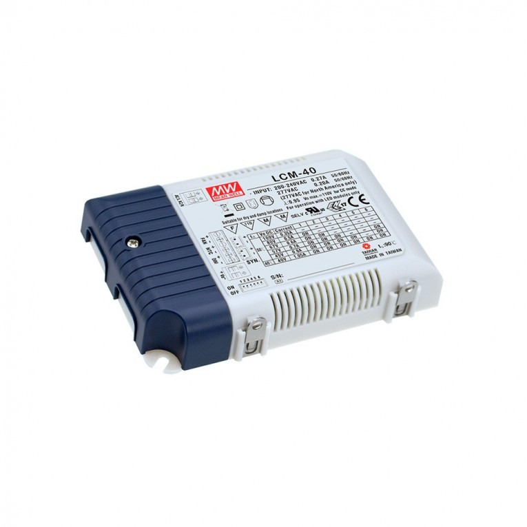 Switching power supply 42W, 12V Continuous, 3.5A