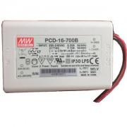 Zasilacz LED PCD-16-700B 16,8W ściemnialny