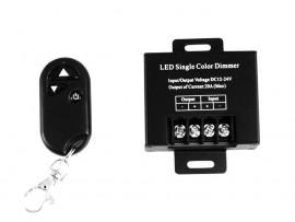 Kontroler LED RF 12V 20A + pilot