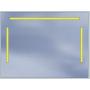 Lustro LED Standard 80x60 3360lm 3000K