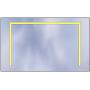 Lustro LED Standard 100x60 4620lm 3000K