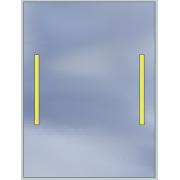 Lustro LED Standard 50x70 1680lm 3000K